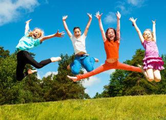 Aktywność fizyczna u dzieci – coraz więcej ciekawych akcji