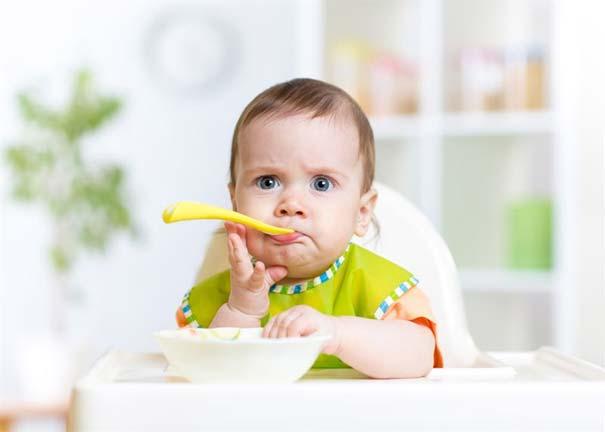 Dieta dla niemowlaka
