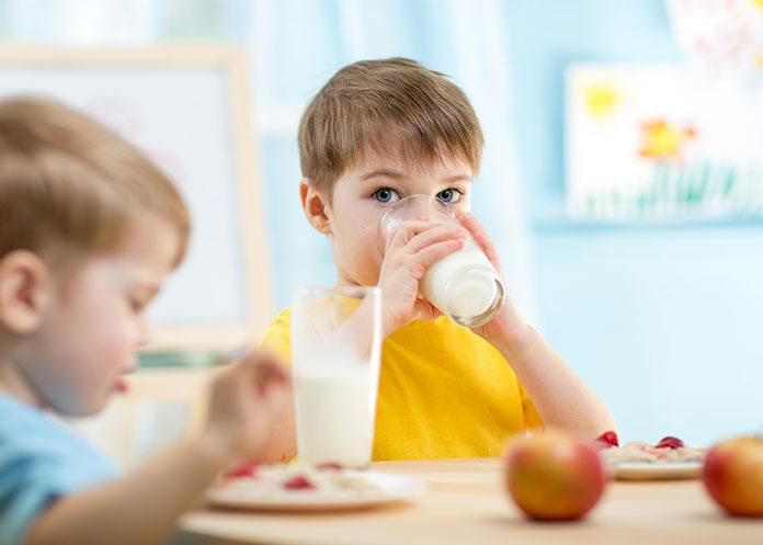 Jakie produkty powinny znaleźć się w diecie przedszkolaka