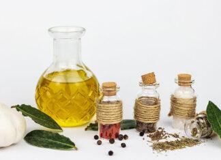 Popularne oleje naturalne
