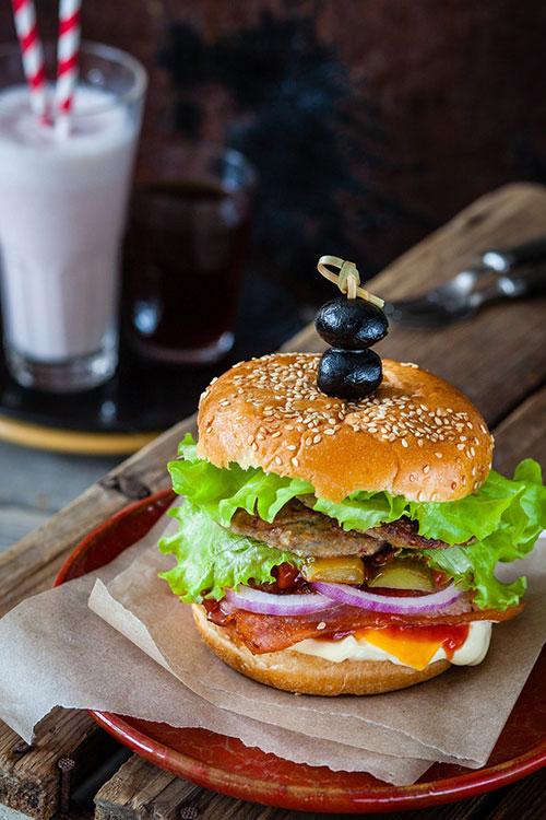 Wysokokaloryczne produkty w diecie